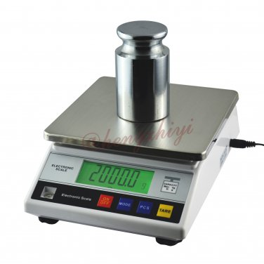 7.5kg x 0.1g Durable Electronic Precision Laboratory Scale Balance w Counting, Free Shipping