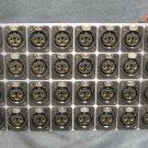 64x Female Neutrik XLR Connectors BSP Break out 3ru rack panel