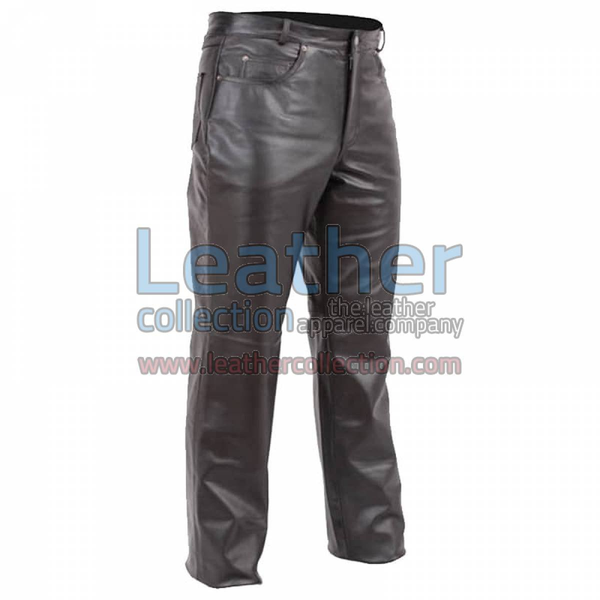 5-Pocket Jeans Style Motorcycle Pants