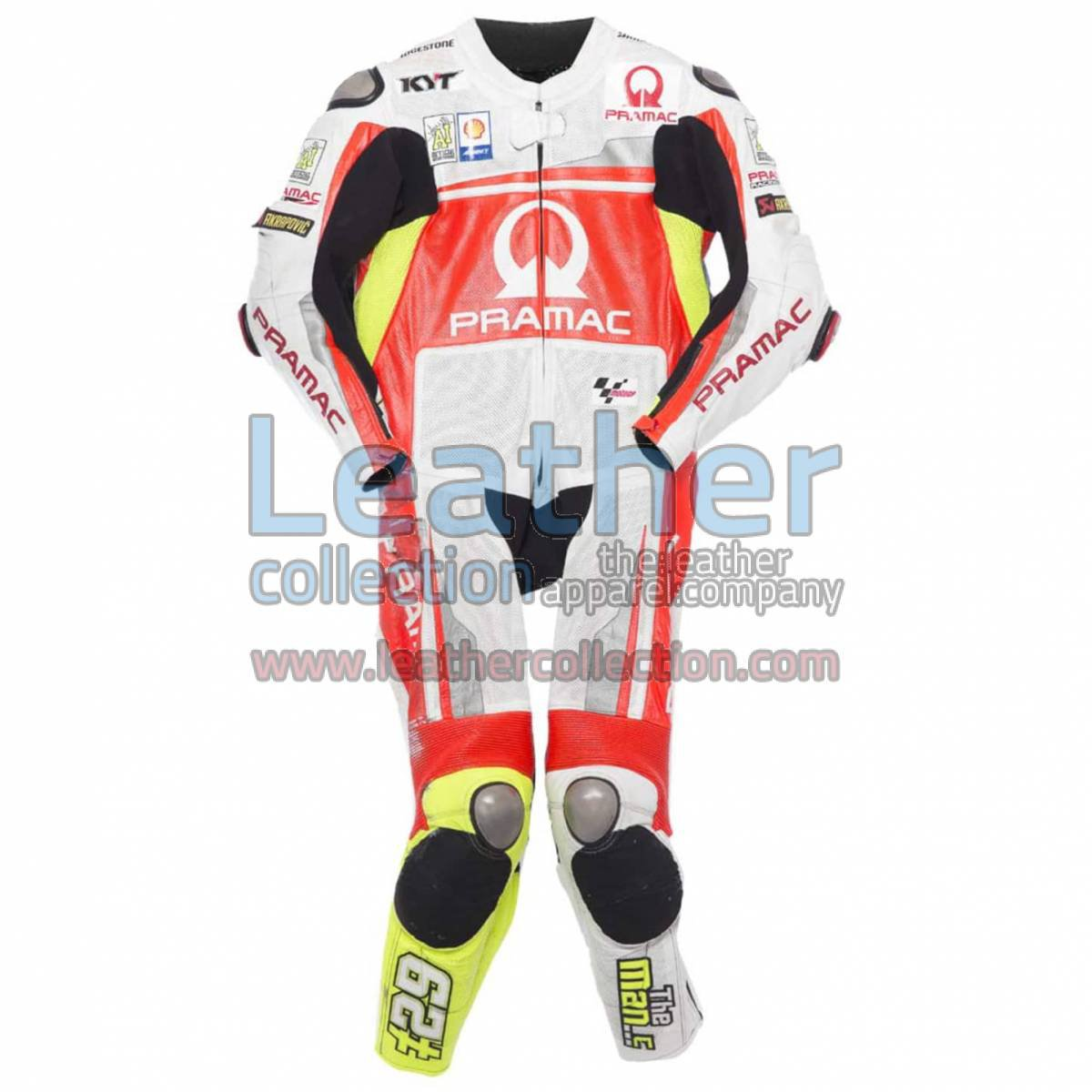 Andrea Iannone 2014 Motorbike Leather Suit