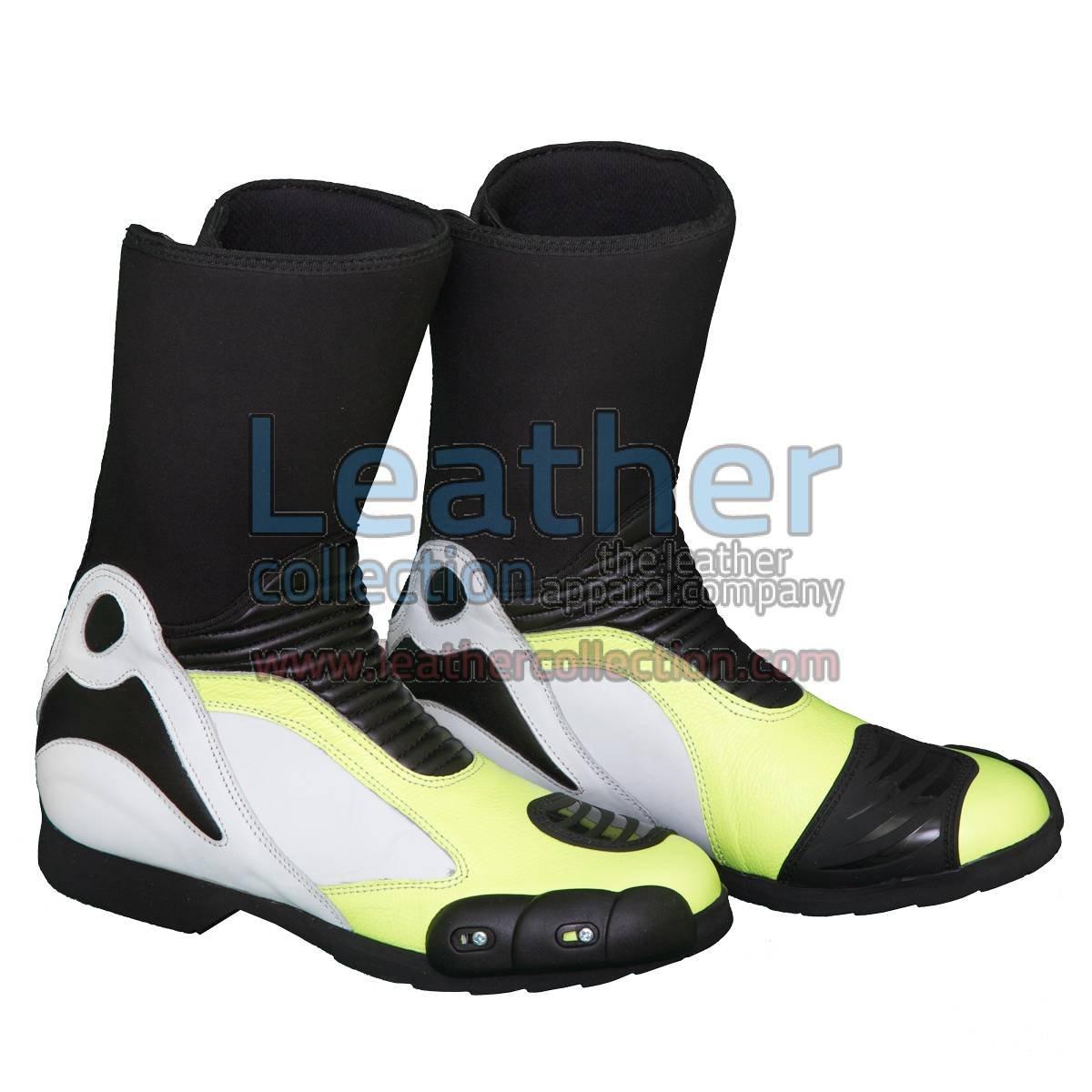Andrea Iannone MotoGP 2015 Racing Boots