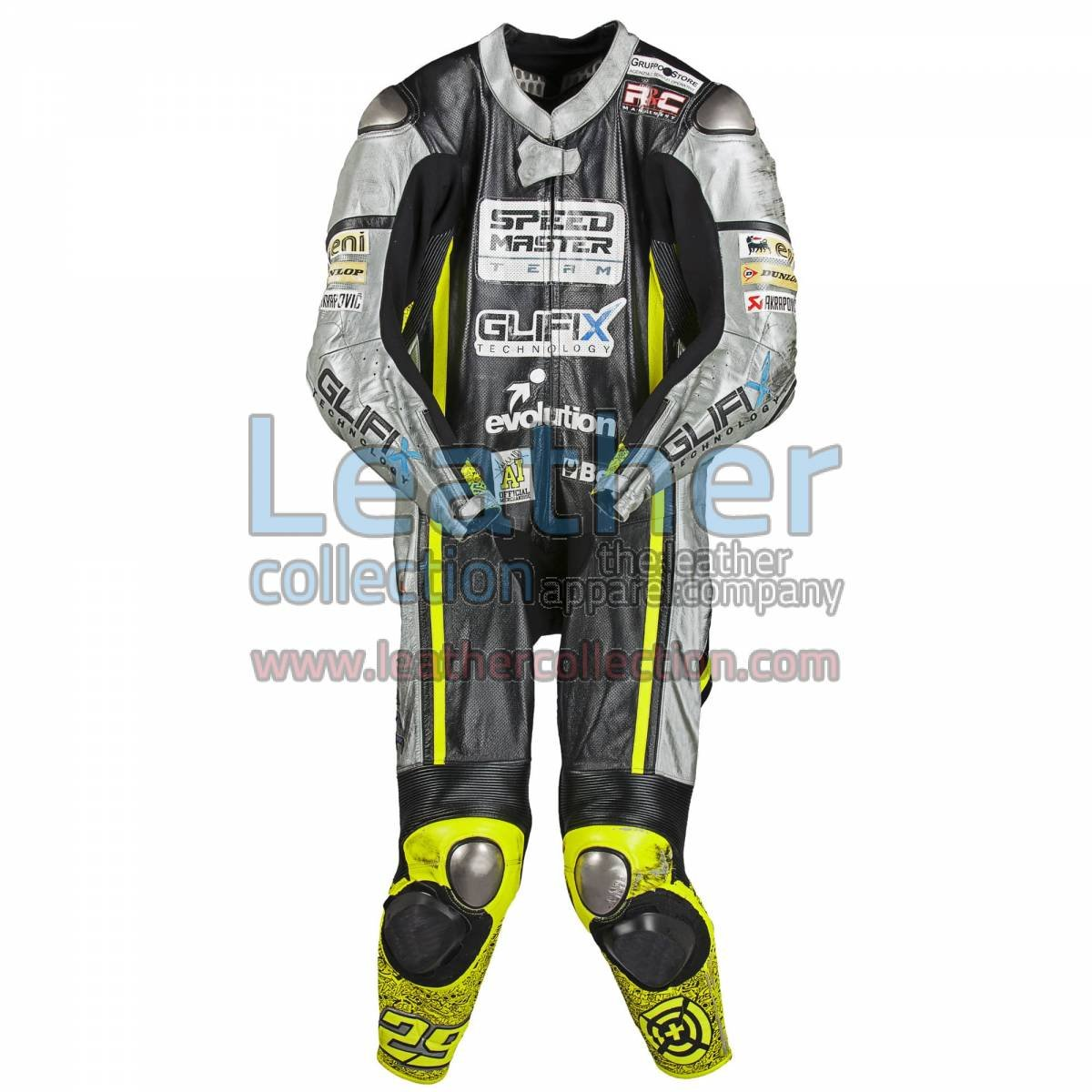 Andrea Iannone Speed UP 2012 Racing Suit