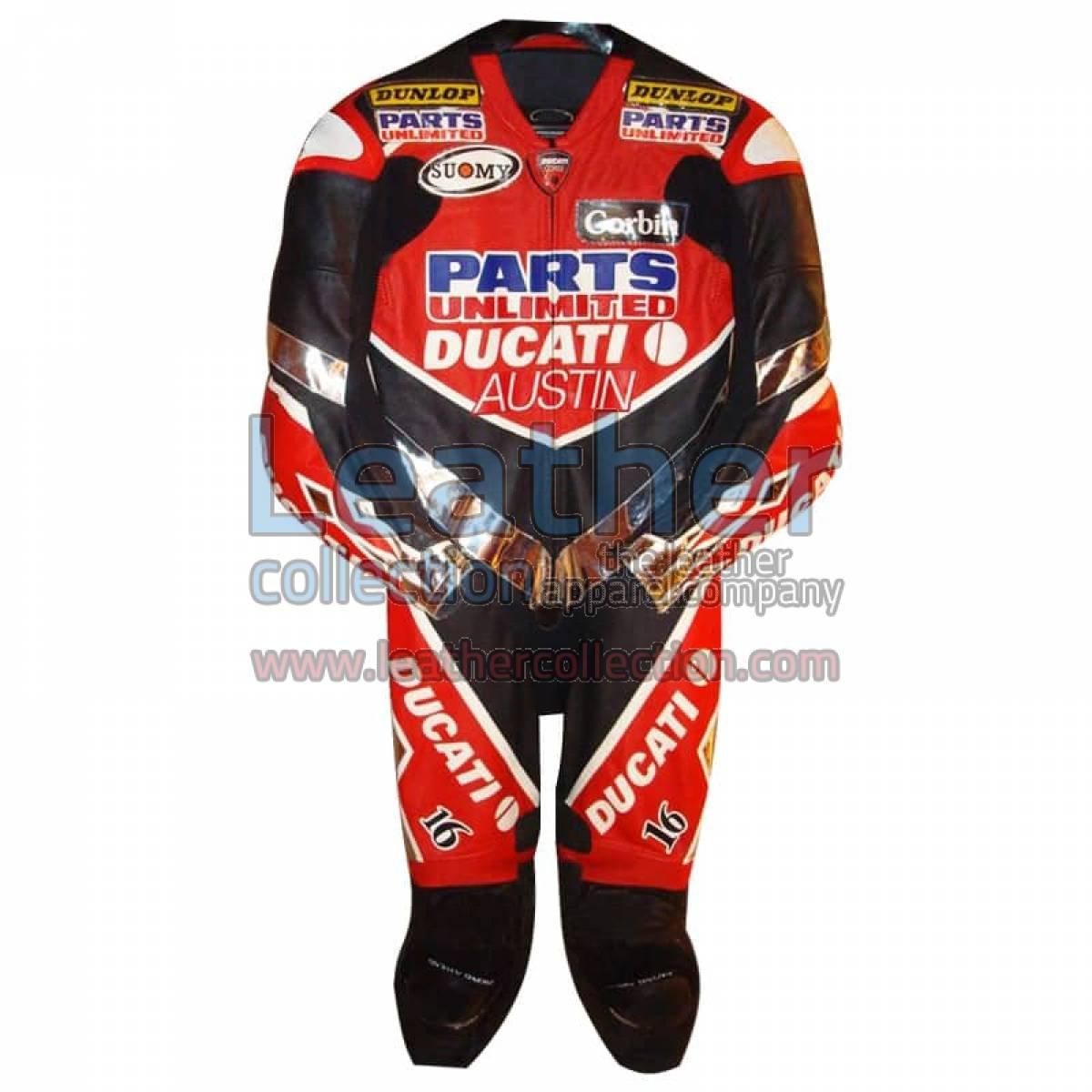 Anthony Gobert Austin Ducati 2003 AMA Race Suit