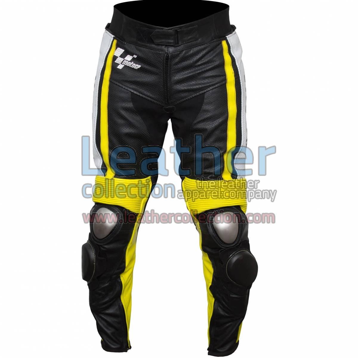 Ben Spies Yamaha Monster 2010 Motorbike Leather Pants