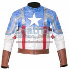 Captain America The First Avenger Leather Jacket