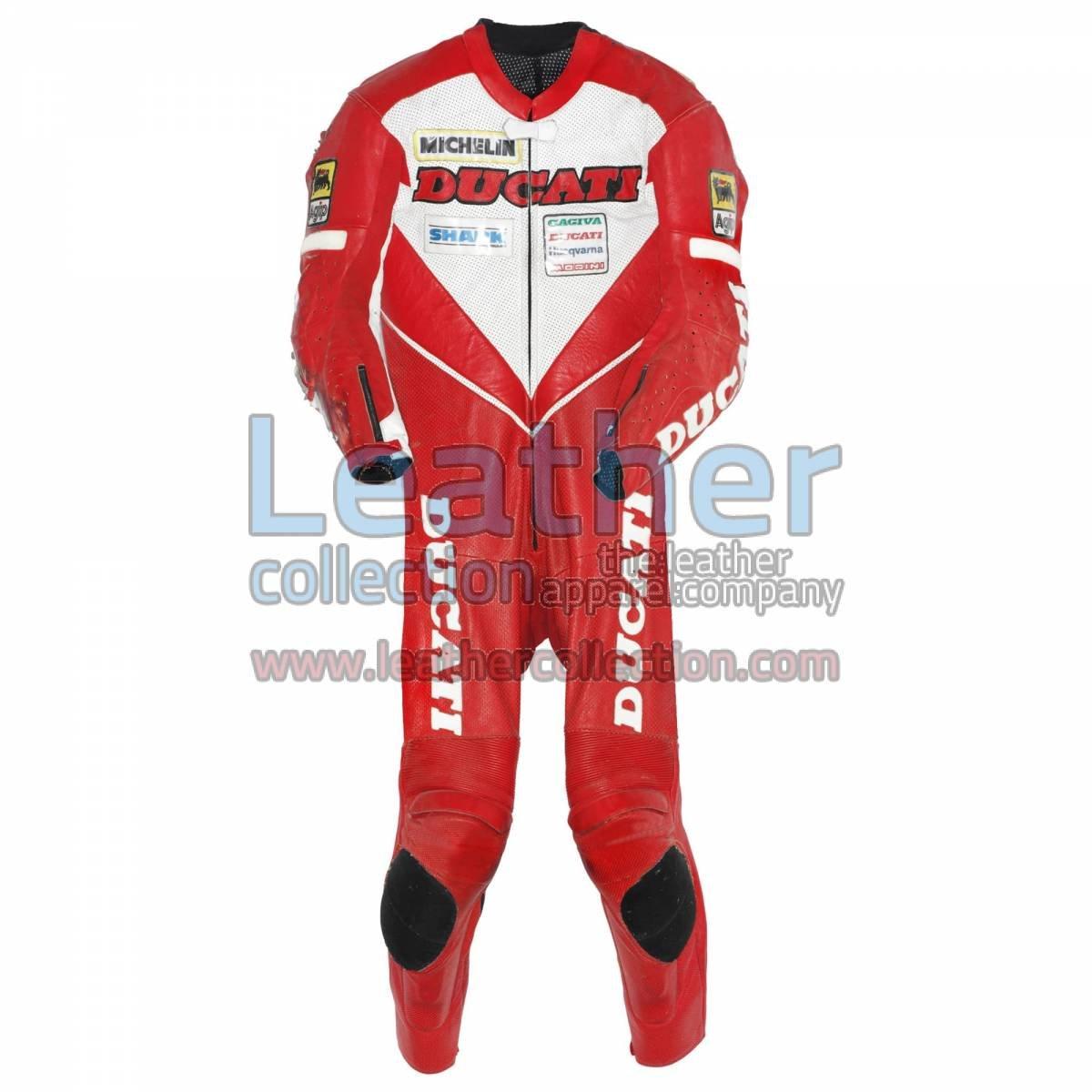 Carl Fogarty Ducati WSBK 1995 Leather Suit