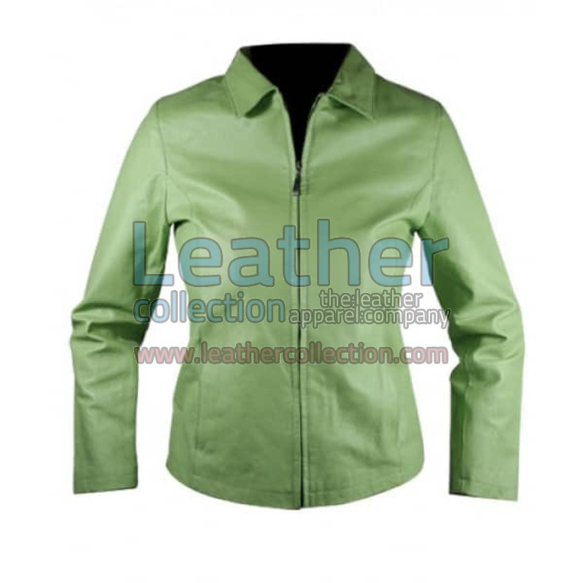 Classic Ladies Jacket in Green