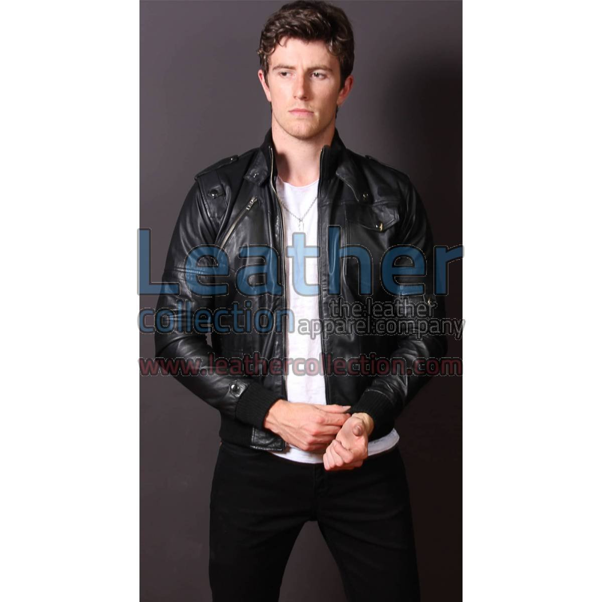 Dakota Bomber Jacket For Men