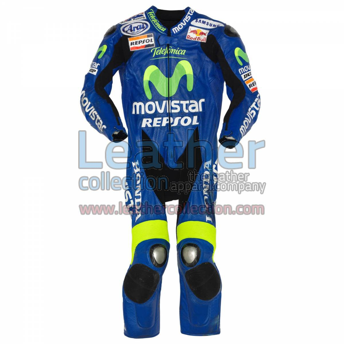 Dani Pedrosa Movistar Honda GP 2005 Leathers