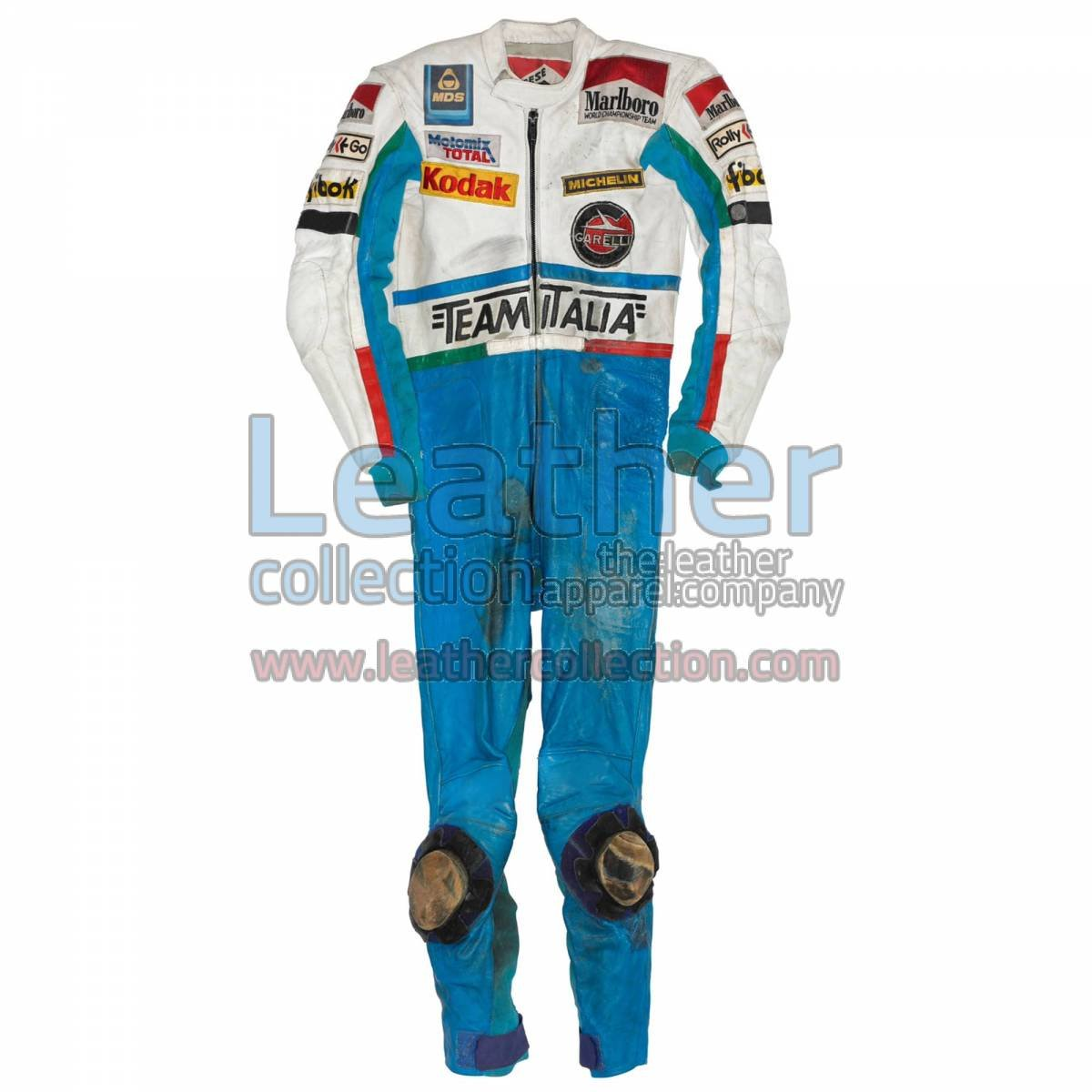 Fausto Gresini Garelli GP 1985 Racing suit