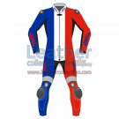 France Flag Motorbike Race Leathers