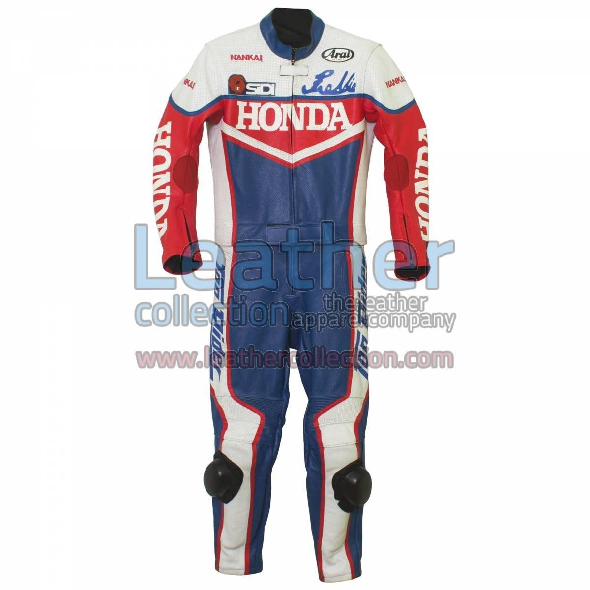 Freddie Spencer Honda Daytona 1985 Leathers