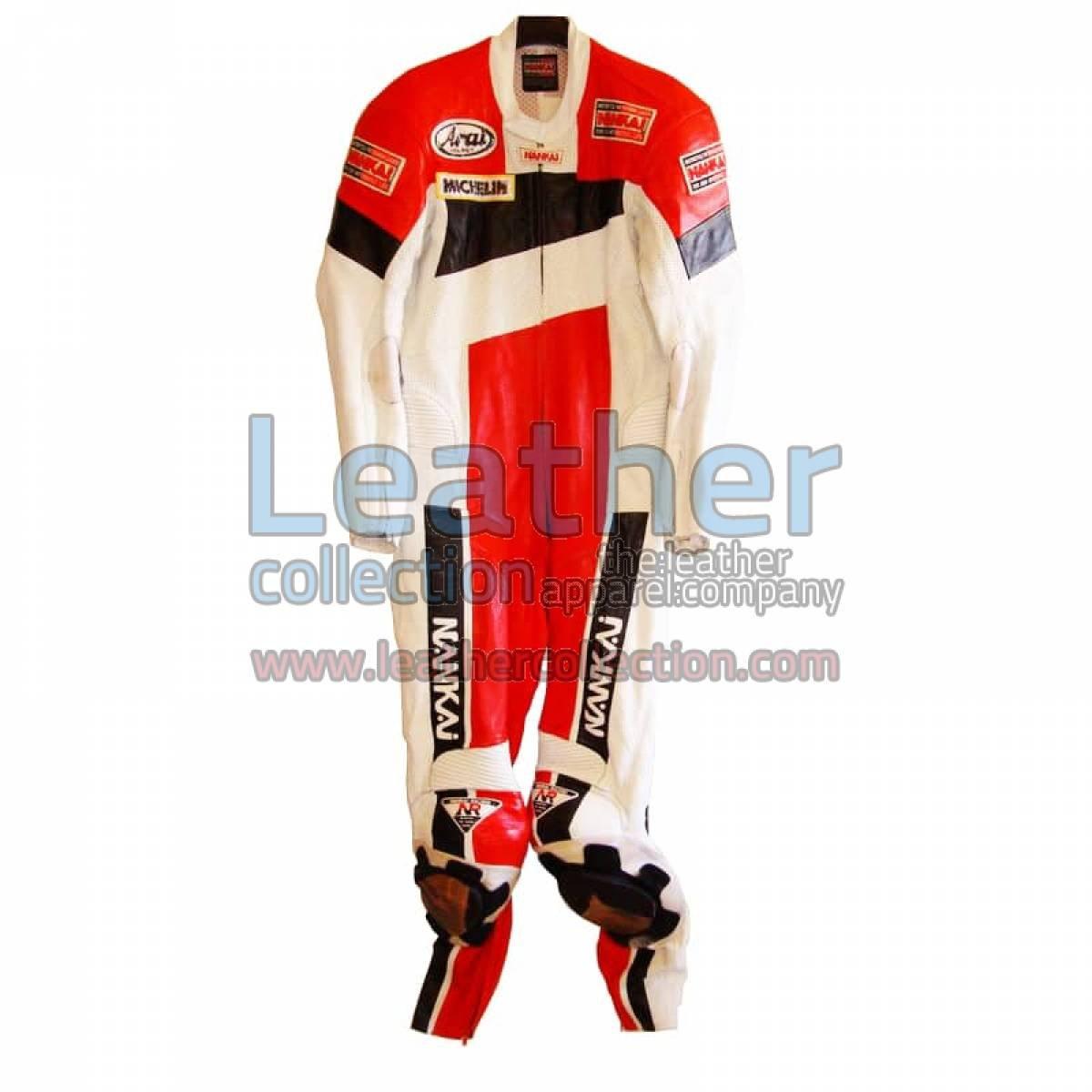 Freddie Spencer Nankai GP Replica Race Leathers