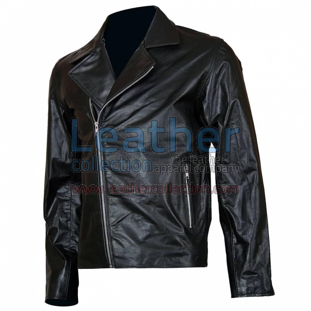 Ghost Rider Biker Leather Jacket