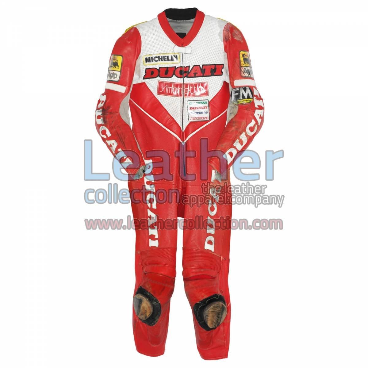 Giancarlo Falappa Ducati WSBK 1993 Leathers
