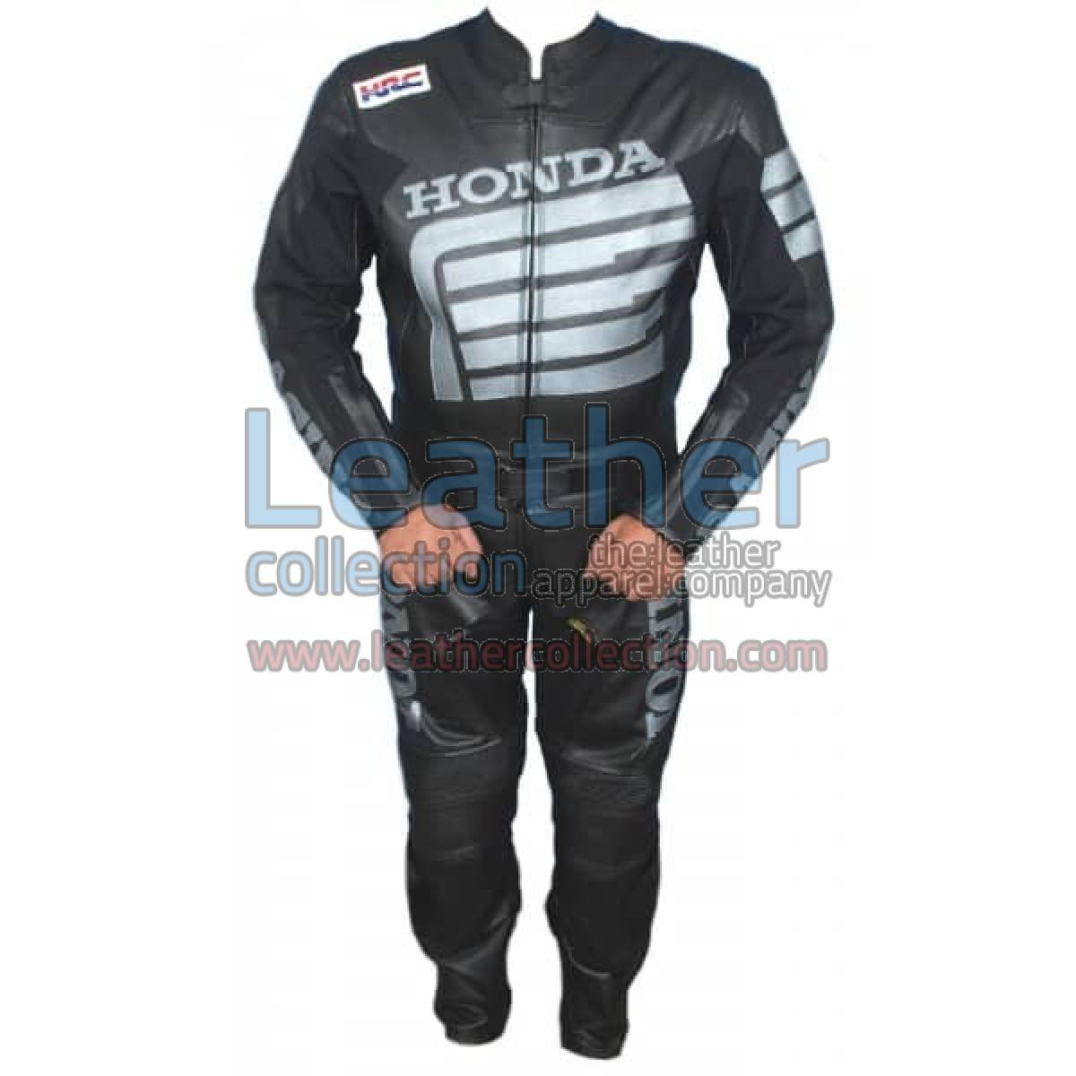 Honda Motorcycle Leather Suit