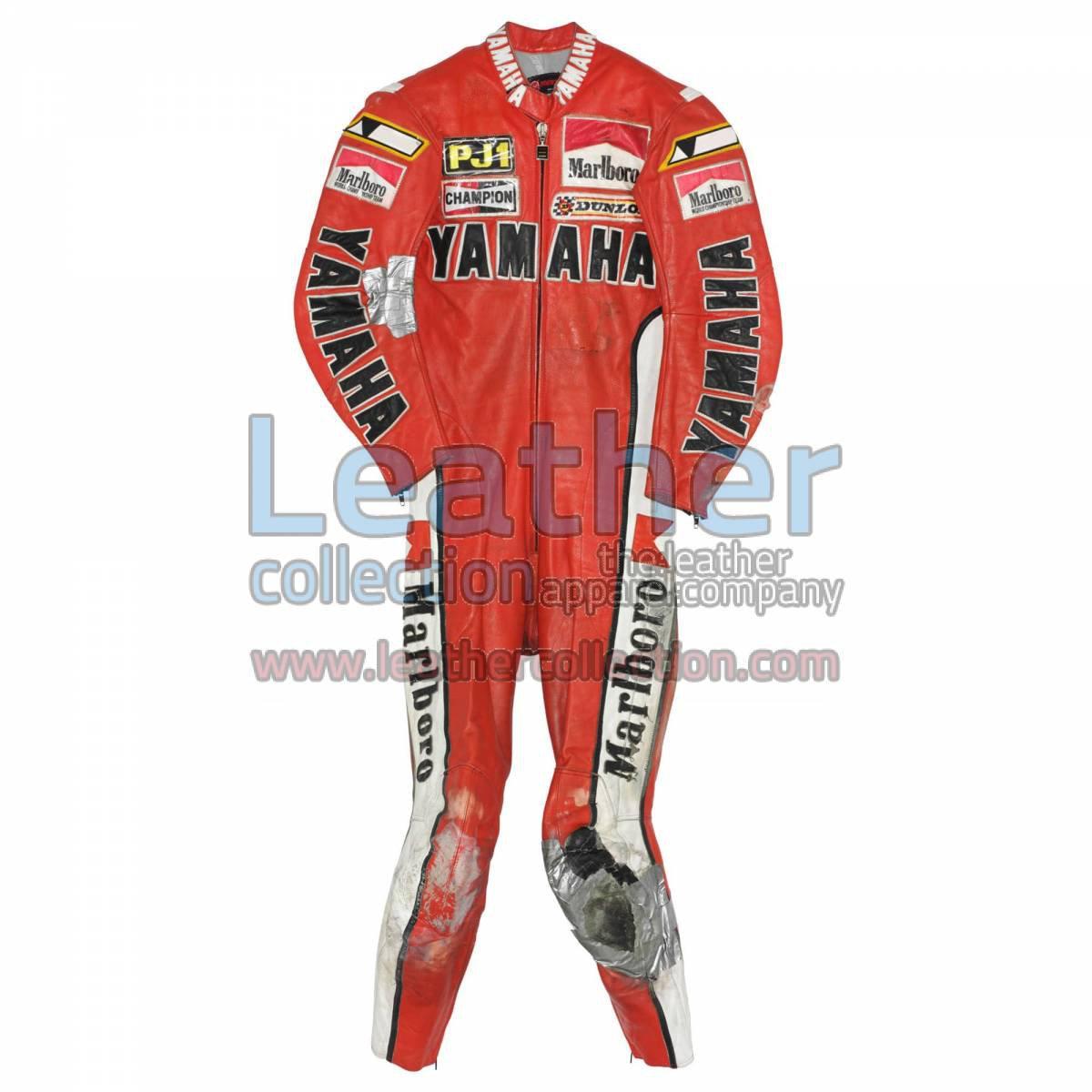 Kenny Roberts Yamaha GP 1979 Leathers