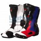 Leon Haslam BMW Motorcycle Boots