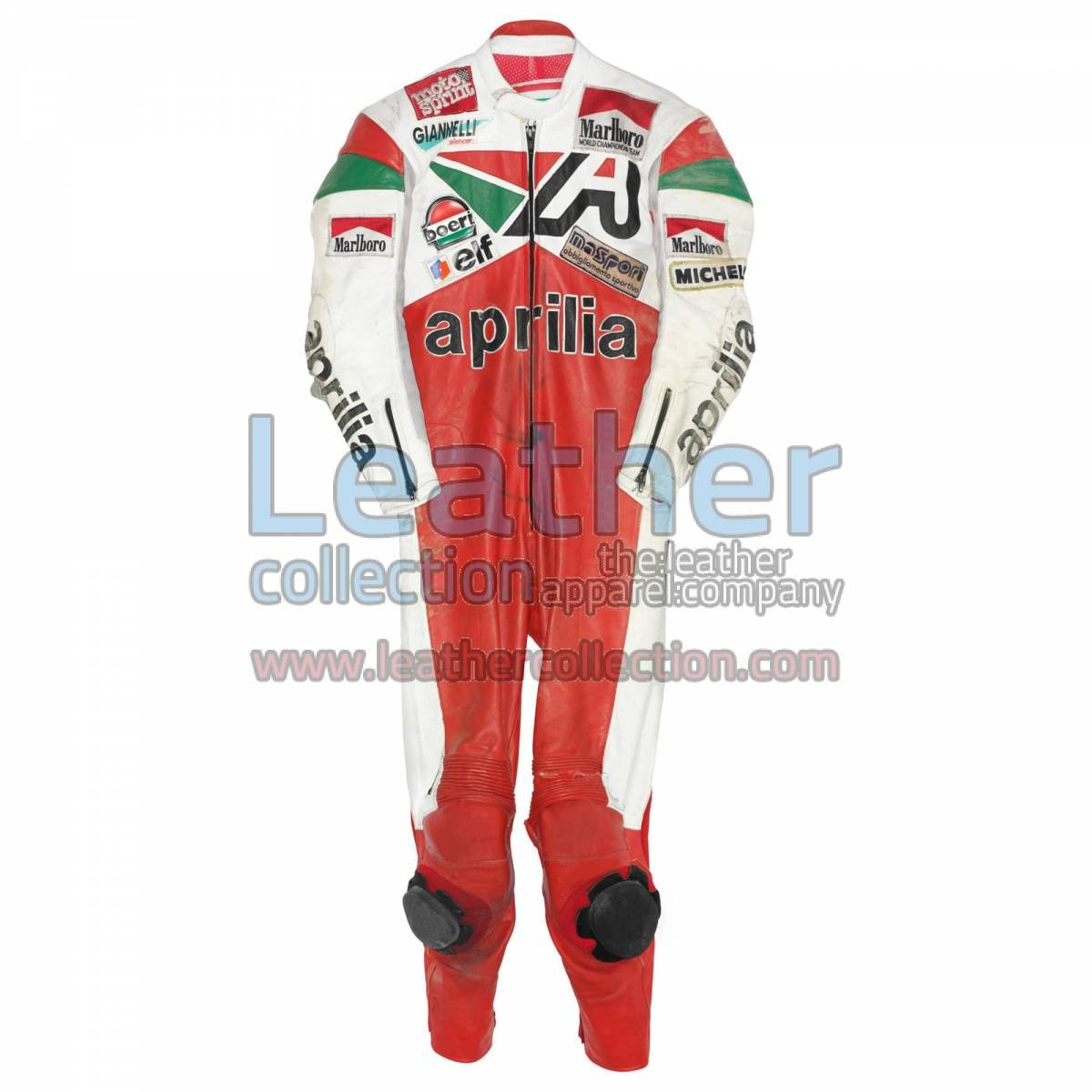 Loris Reggiani Aprilia GP 1987 Leather Suit