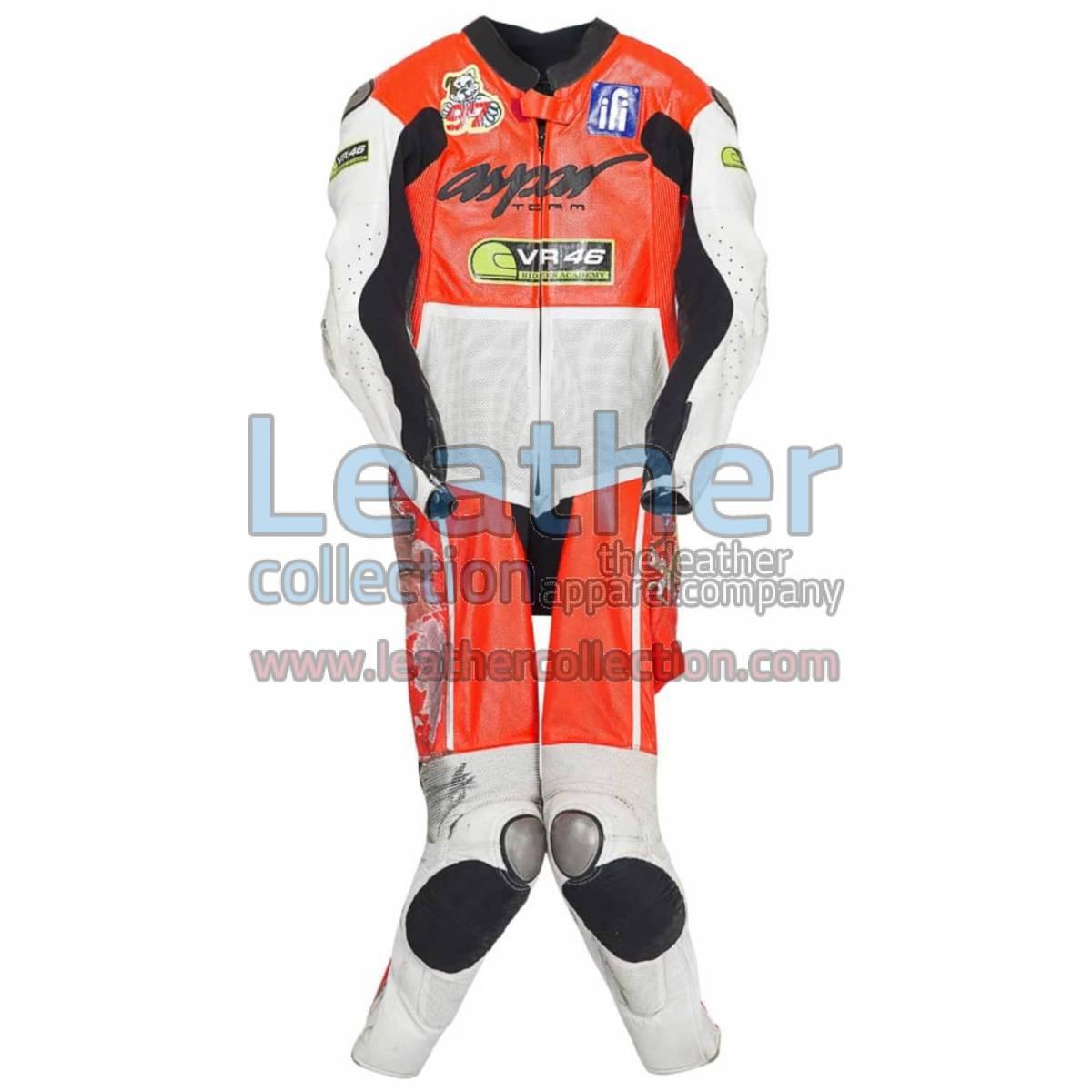 Luca Marini 2014 CEV Motorbike Leathers