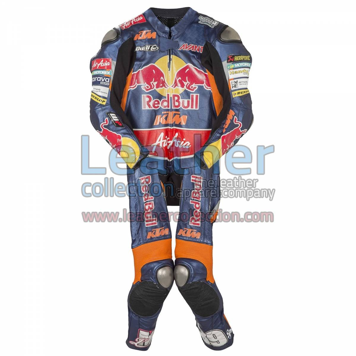 Luis Salom KTM 2013 Leather Suit