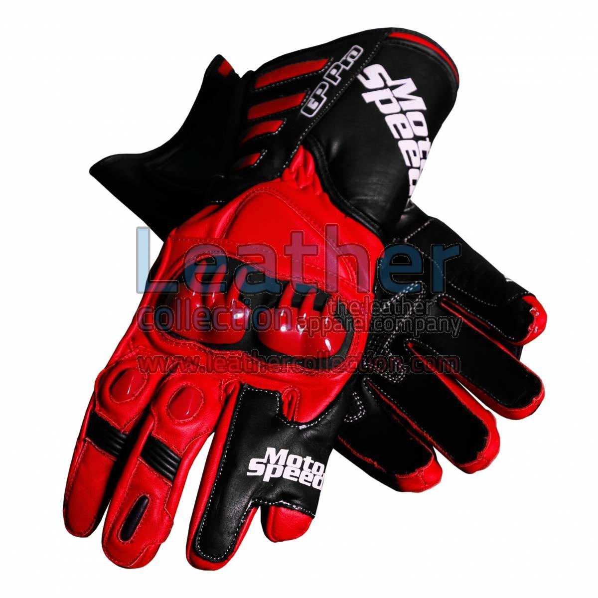 Marc Marquez 2015 - 2016 Motorbike Racing Gloves