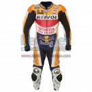 Marc Marquez HRC Honda Repsol MotoGP 2015 Suit