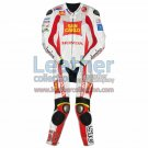 Marco Simoncelli Honda 2011 Leathers