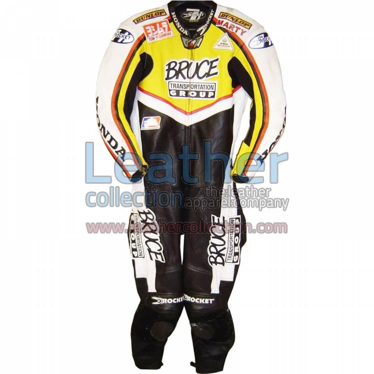 Marty Craggill Honda AMA 2003 Race Suit