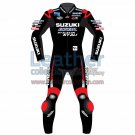 Maverick Vinales Suzuki MotoGP 2016 Leather Suit