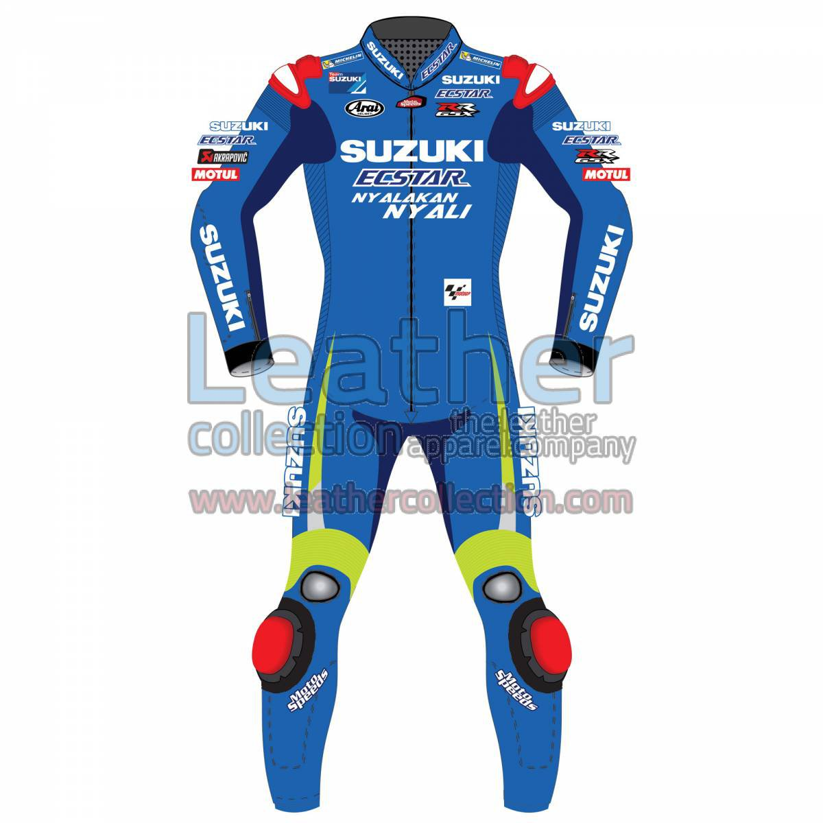 Maverick Vinales Suzuki MotoGP 2016 Race Suit