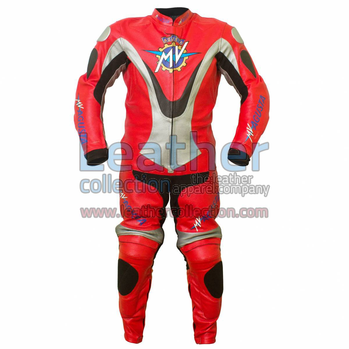 MV Agusta Racing Leather Suit