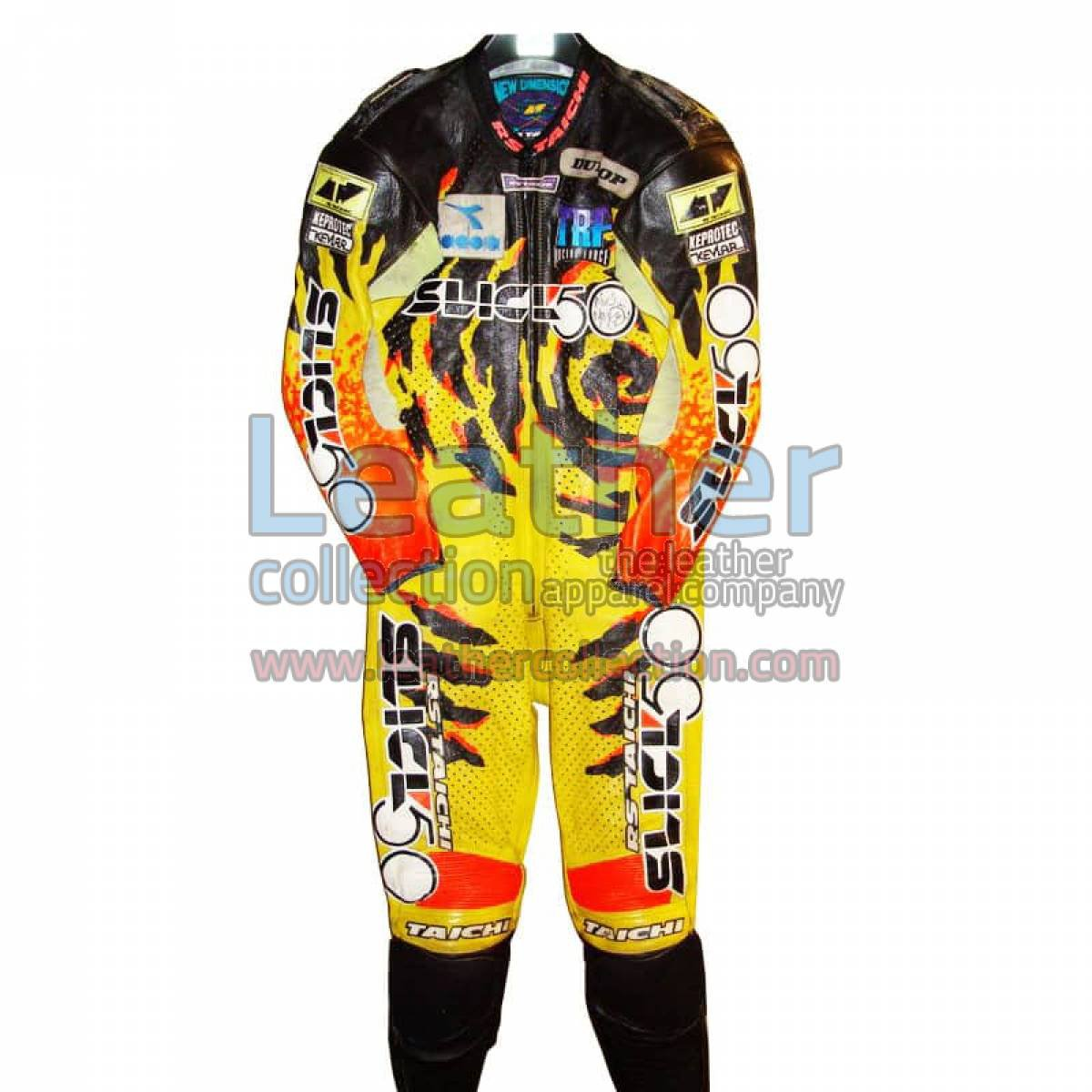 Niall Mackenzie Yamaha GP 1994 Leather Suit