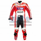 Nicky Hayden Ducati MotoGP 2012 Race Leather Suit