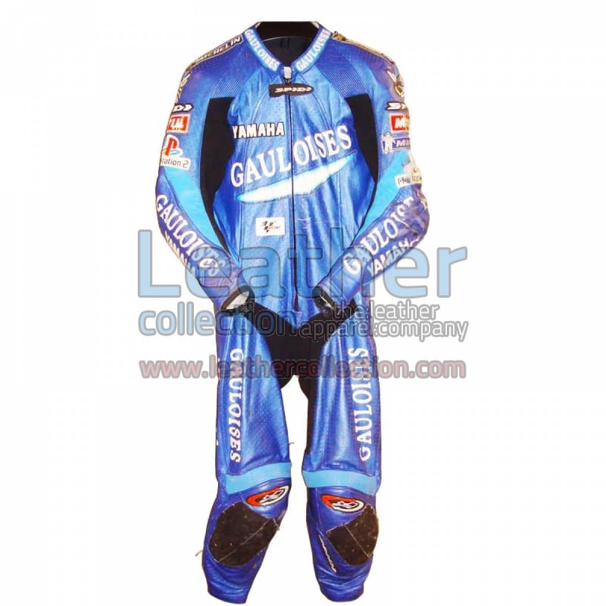 Olivier Jacque Yamaha GP 2003 Racing Suit