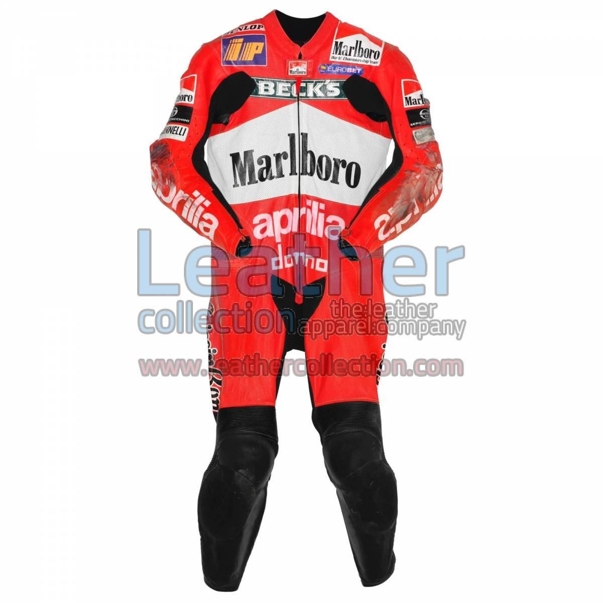 Ralf Waldmann Aprilia GP 1999 Leathers