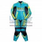 Rizla Suzuki Motorbike Race Leather Suit