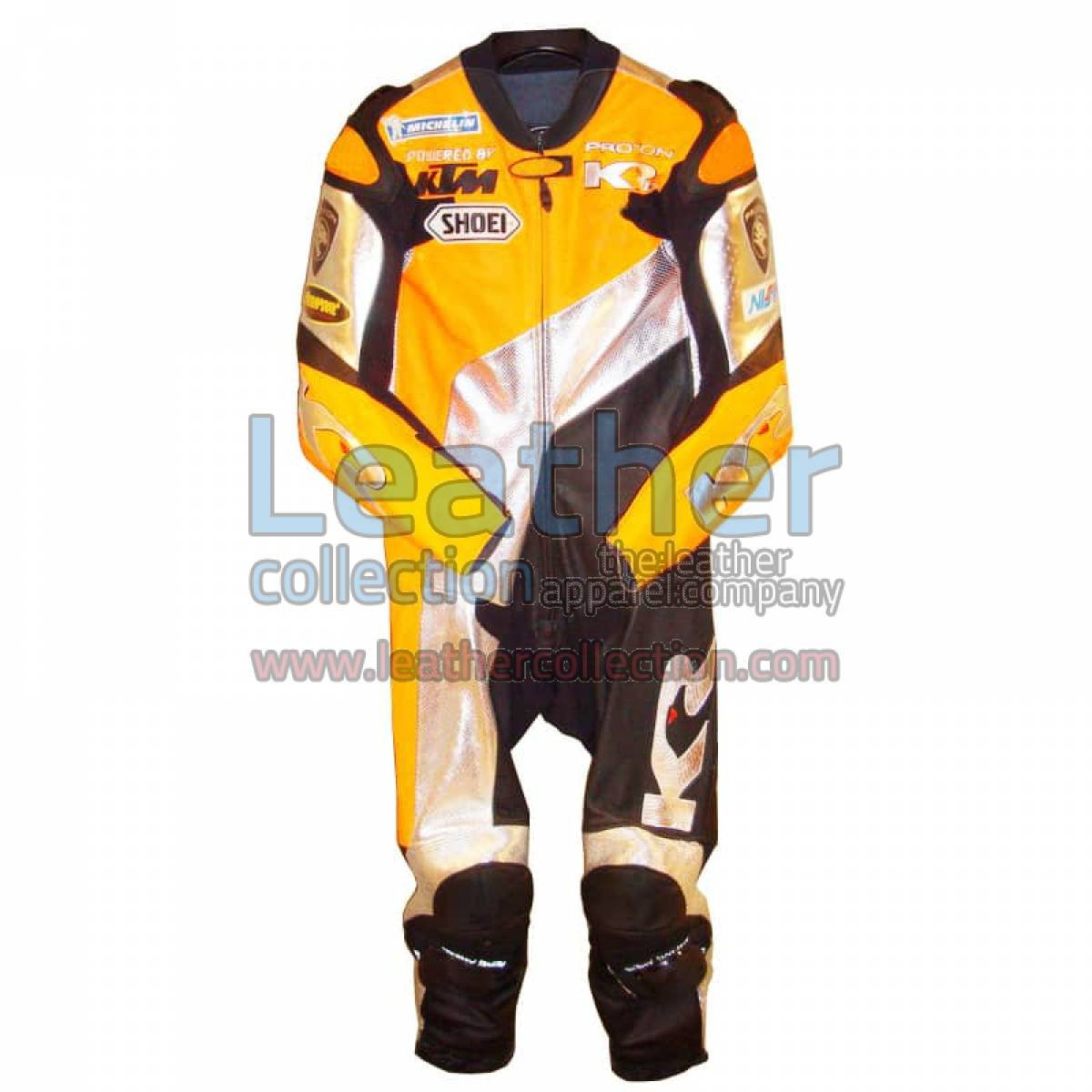 Shane Byrne KTM GP 2005 Leathers