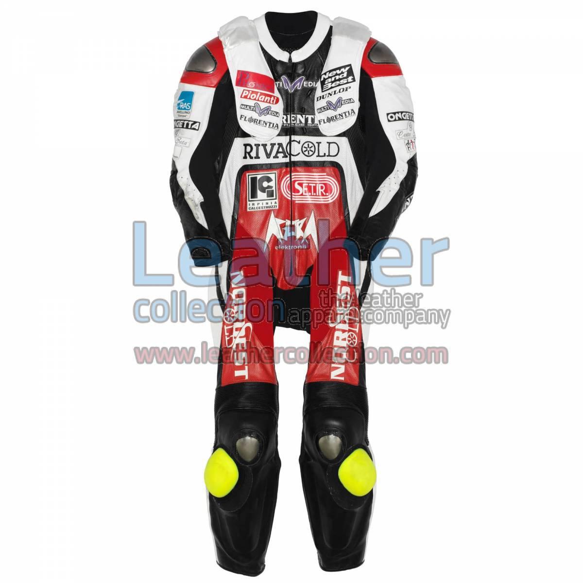 Simone Grotzkyj Giorgi Aprilia GP 2007 Leathers