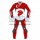 Singapore Flag Moto Suit