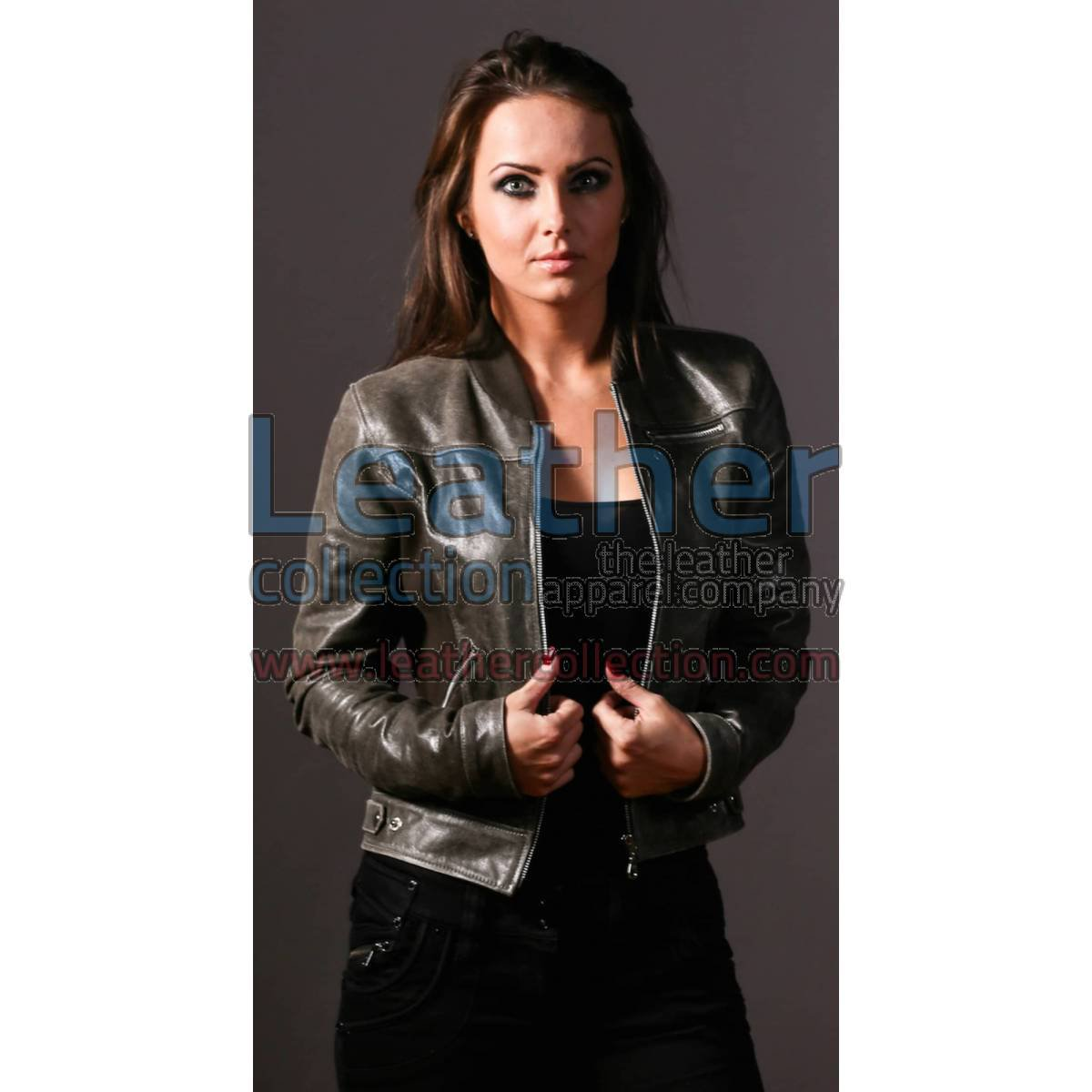 Sledge Women Fashion Leather Jacket