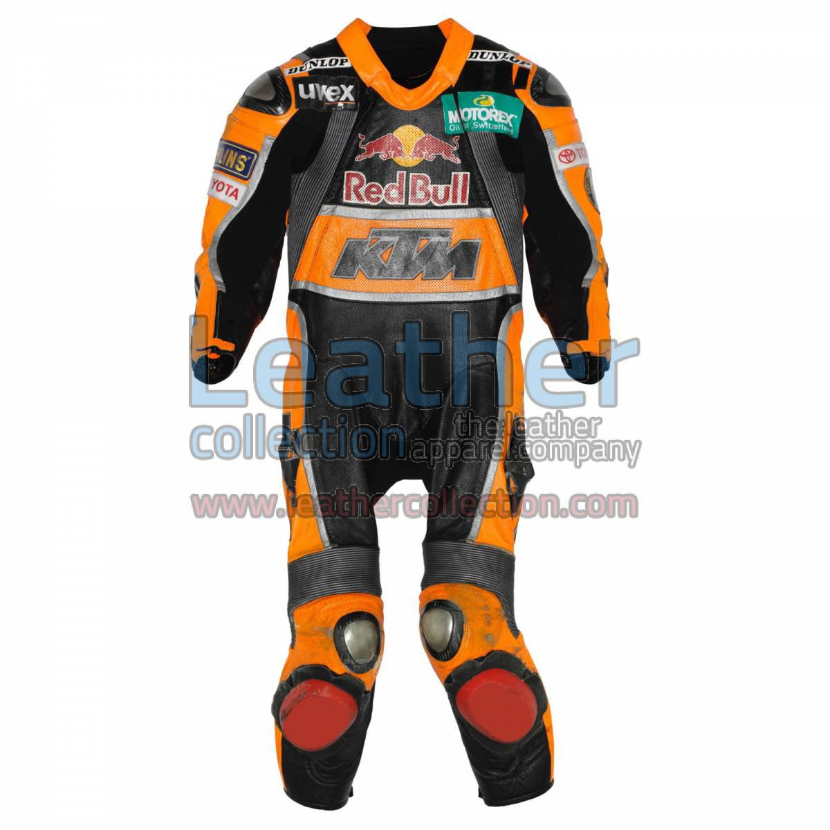 Stefan Bradl KTM IDM 2004 Leather Suit