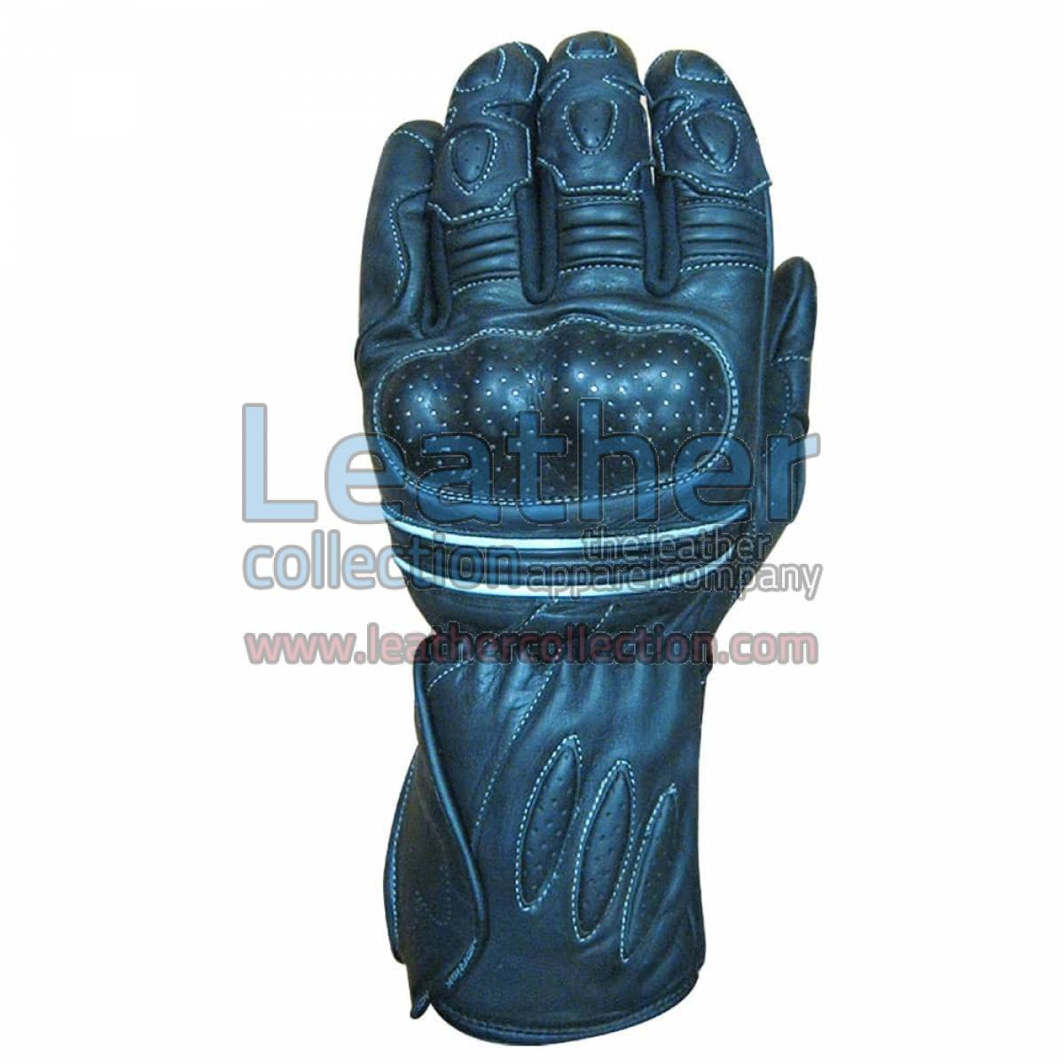 Superior Leather Moto Gloves