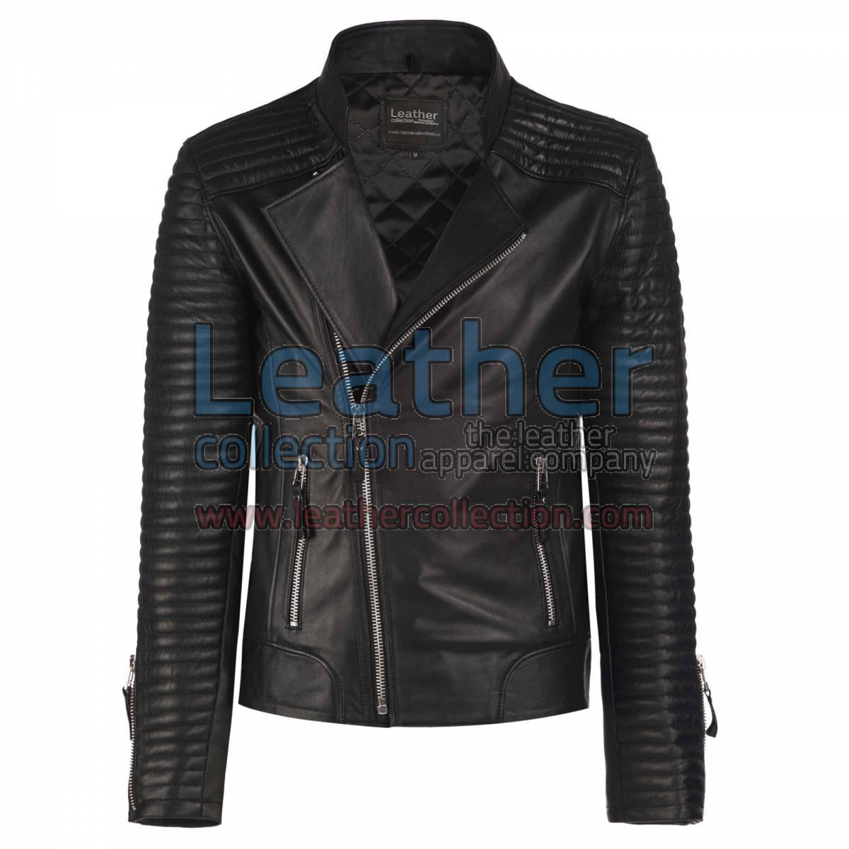 The Hunter Biker Leather Jacket
