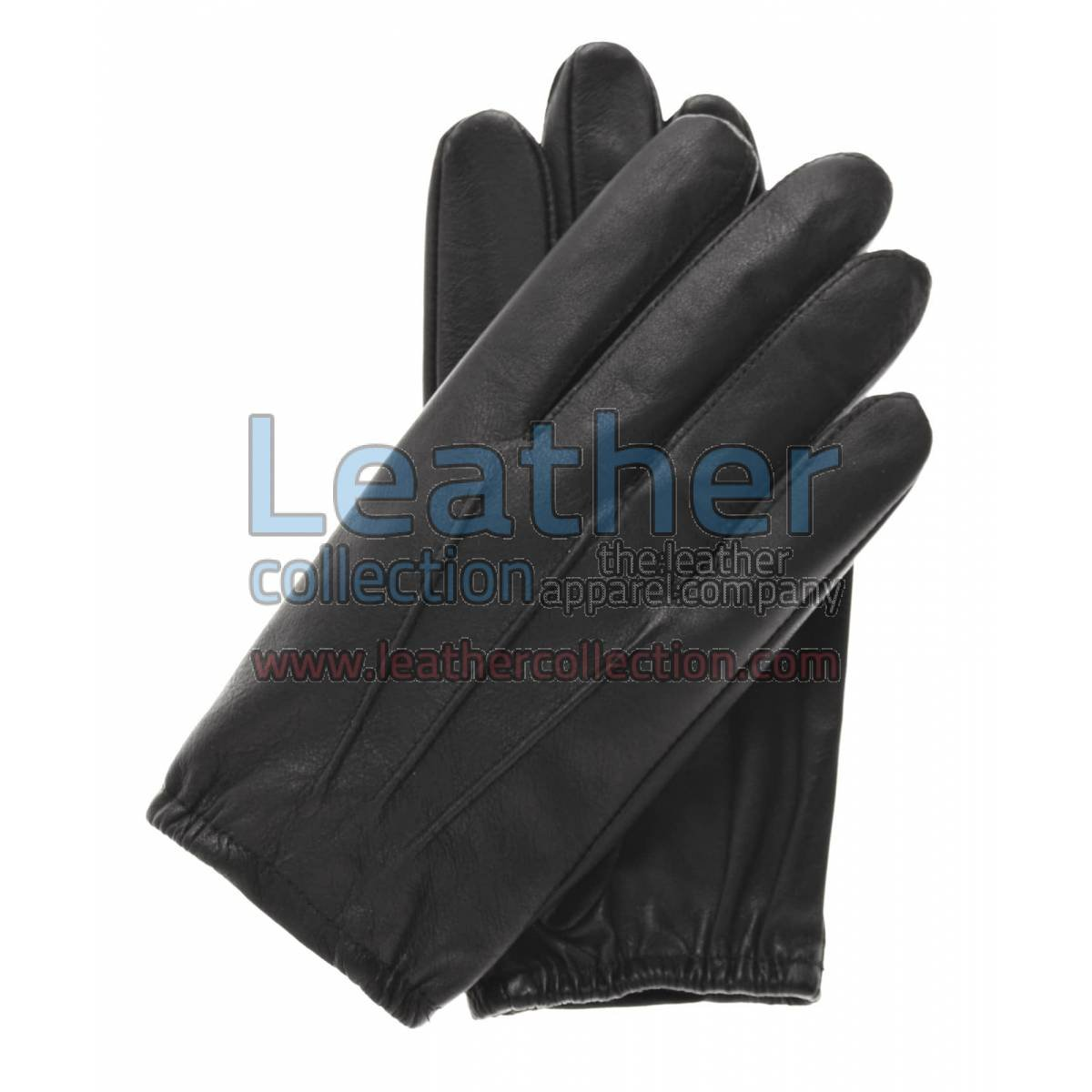 Thin Unlined Leather Gloves
