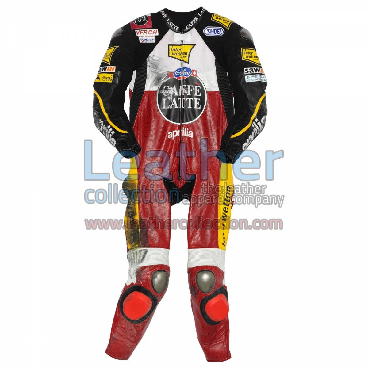 Thomas Luthi Aprilia GP 2009 Leather Suit