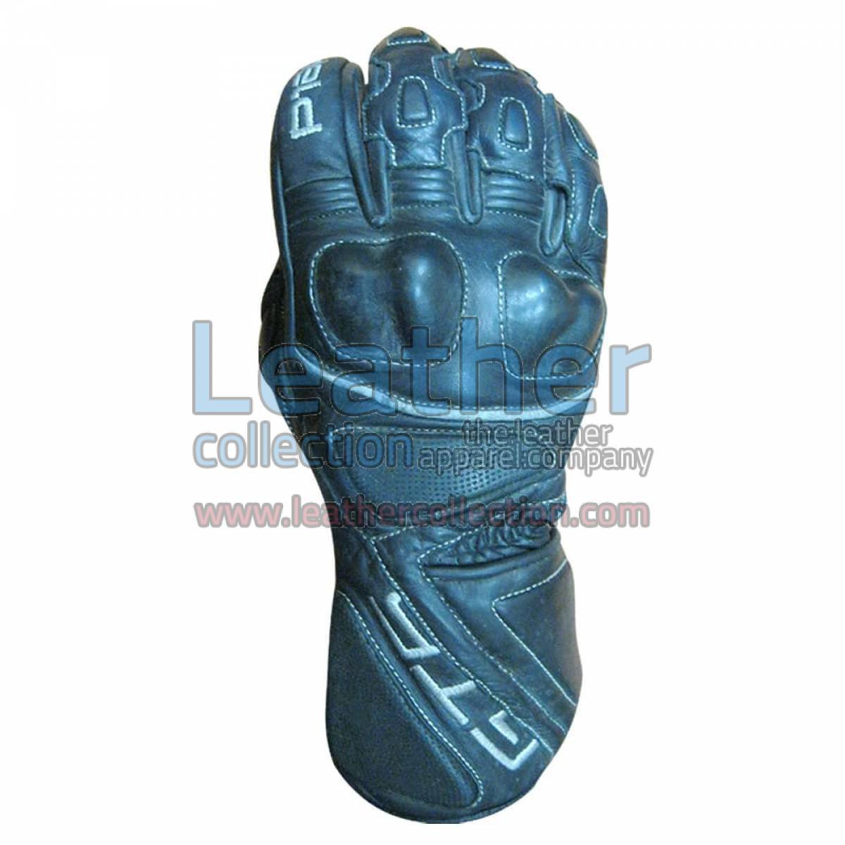 Titan Leather Racing Gloves