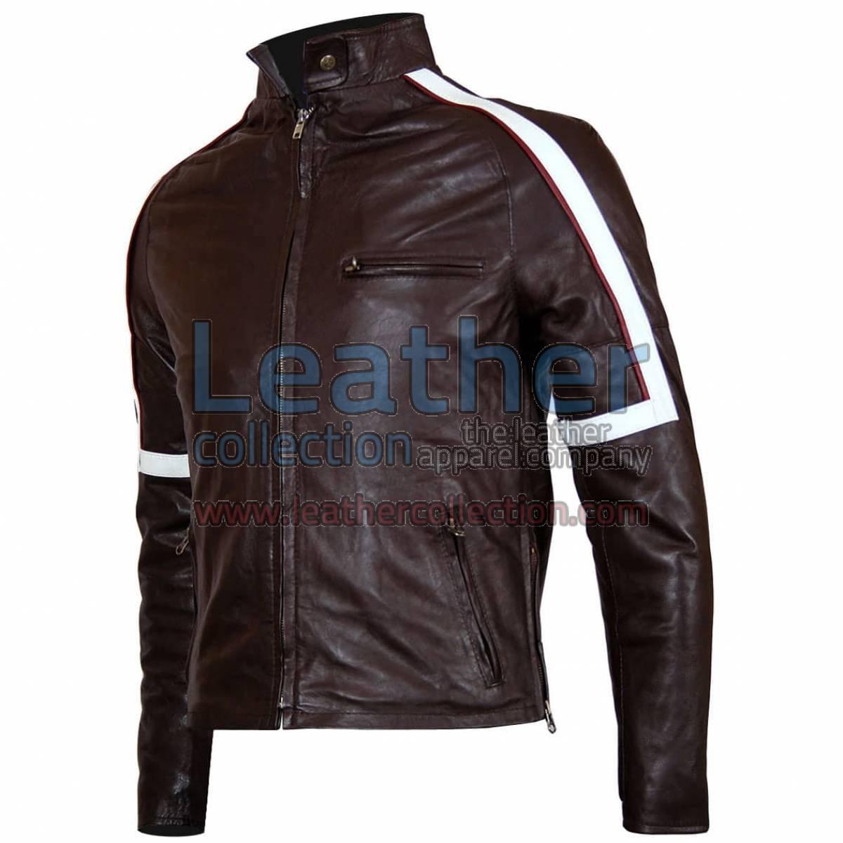 Tom Cruise War Of The World Leather Jacket
