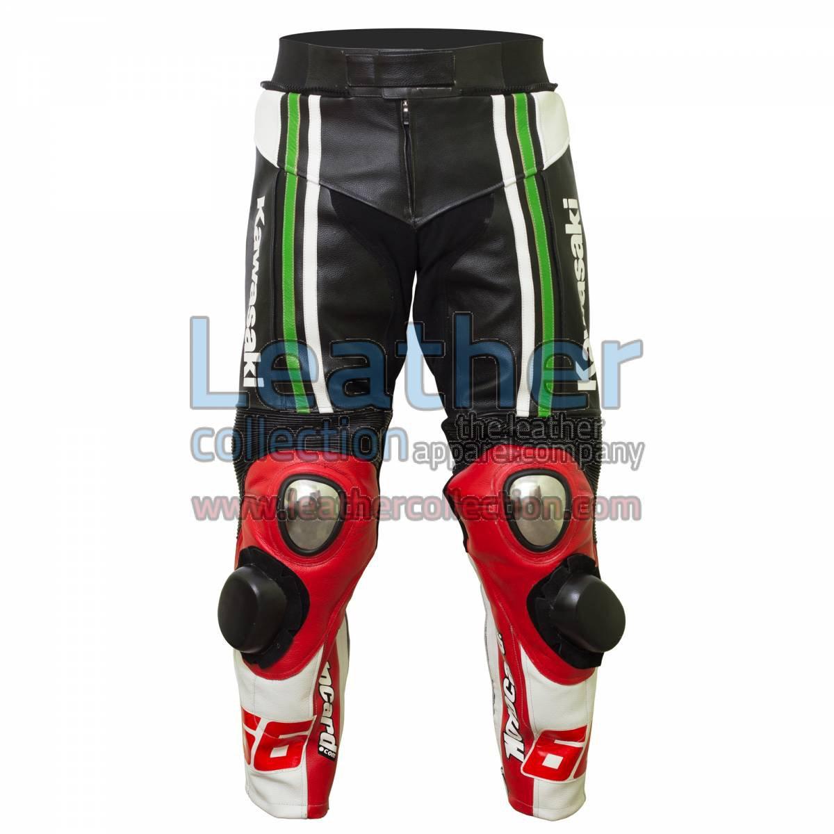 Tom Sykes Kawasaki 2015 SBK Leather Pants