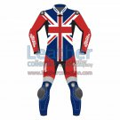 United Kingdom Flag Motorcycle Riding Suit